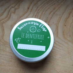 Dentifrice solide - Charbon...